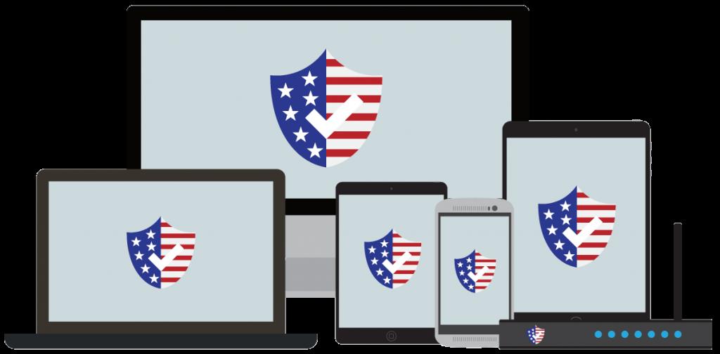 un VPN para Estados Unidos te ofrece total seguridad en internet