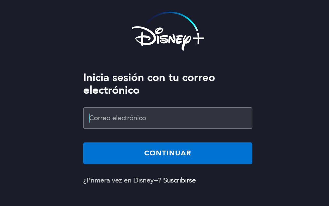 Disney+ es una plataforma para ver contenidos en streaming.
