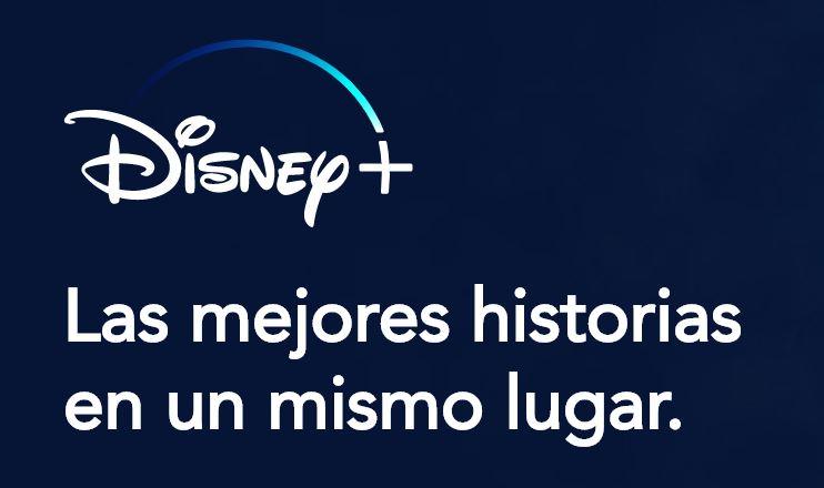 Darse de alta en Disney+ es sencillo y rápido.