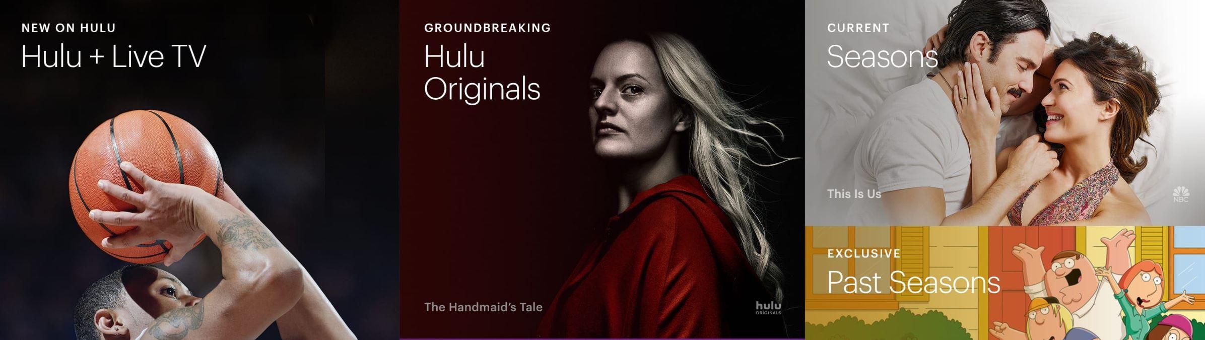 Hulu y un VPN son la pareja para ver contenidos perfecta