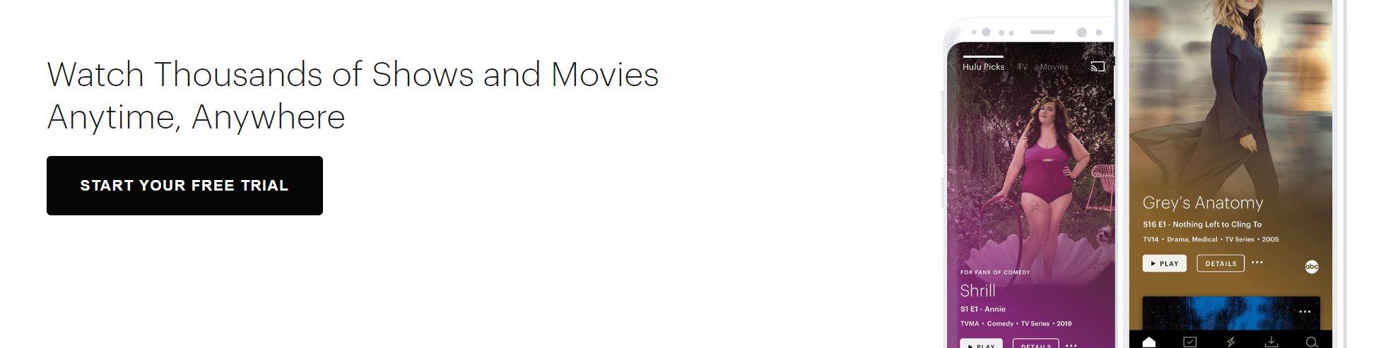 Para acceder a Hulu desde fuera de tu país se puede utilizar un VPN