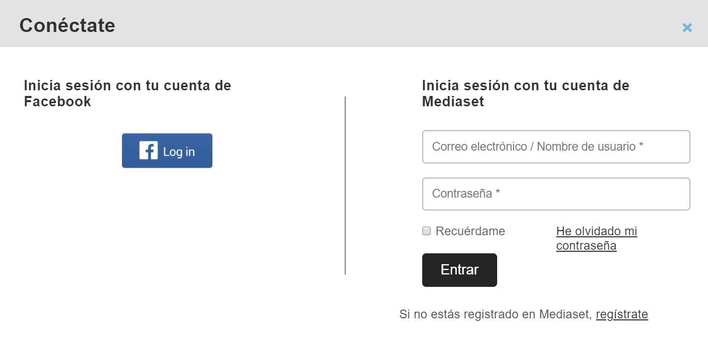 Mitele es una plataforma de streaming online