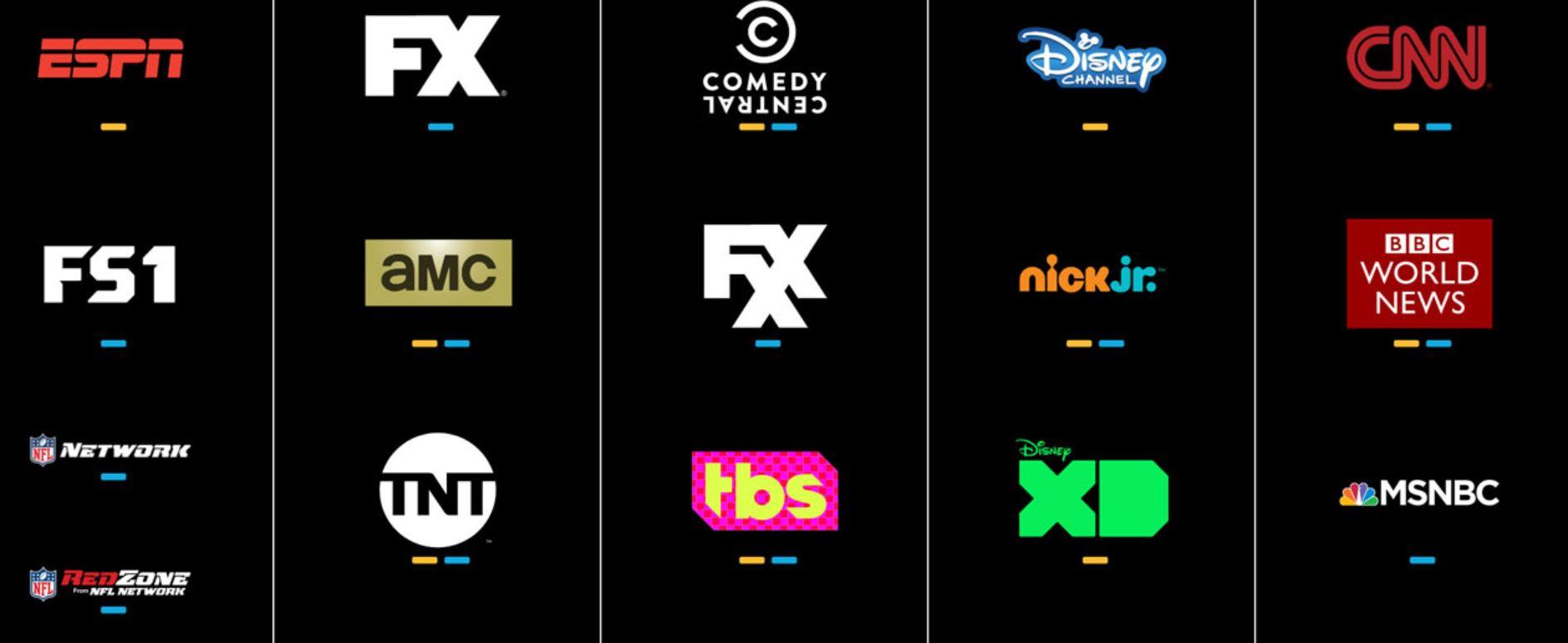 SlingTV te permite ver toda la TV en directo